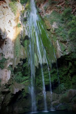 Akchour Cascade